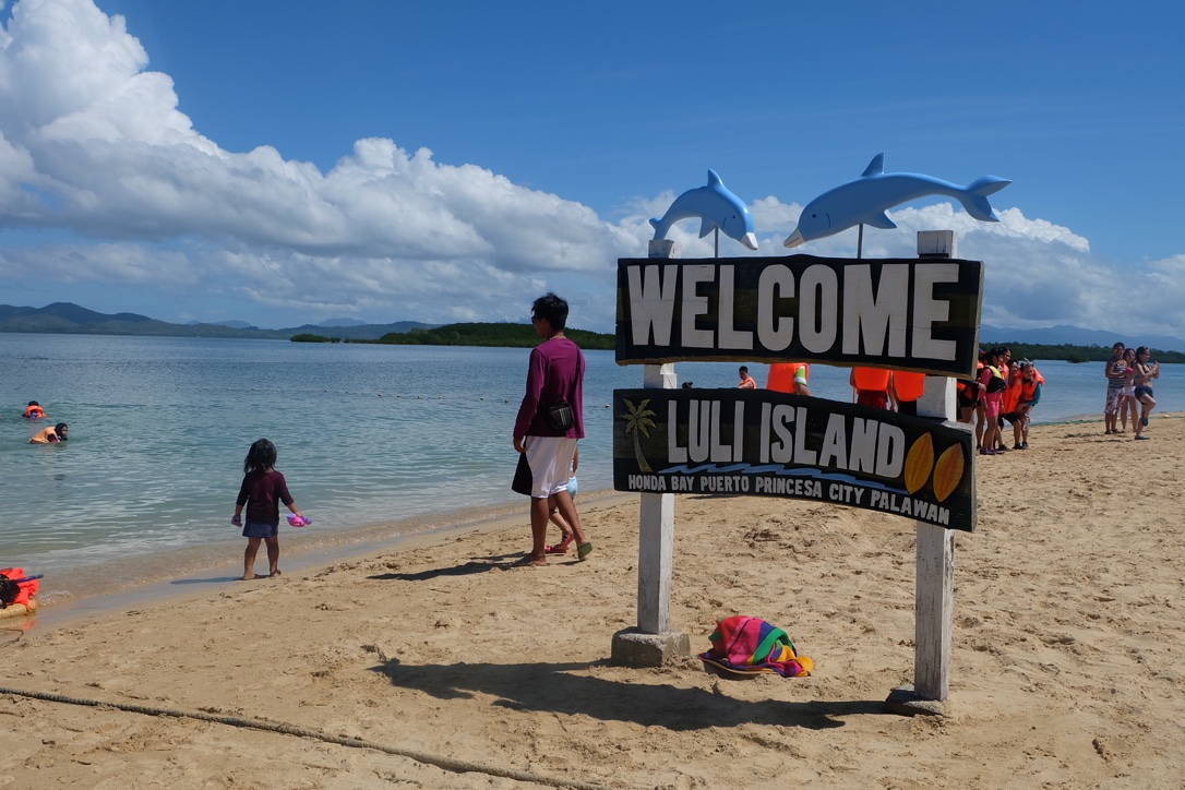 Luli Island-Lulubog Lilitw