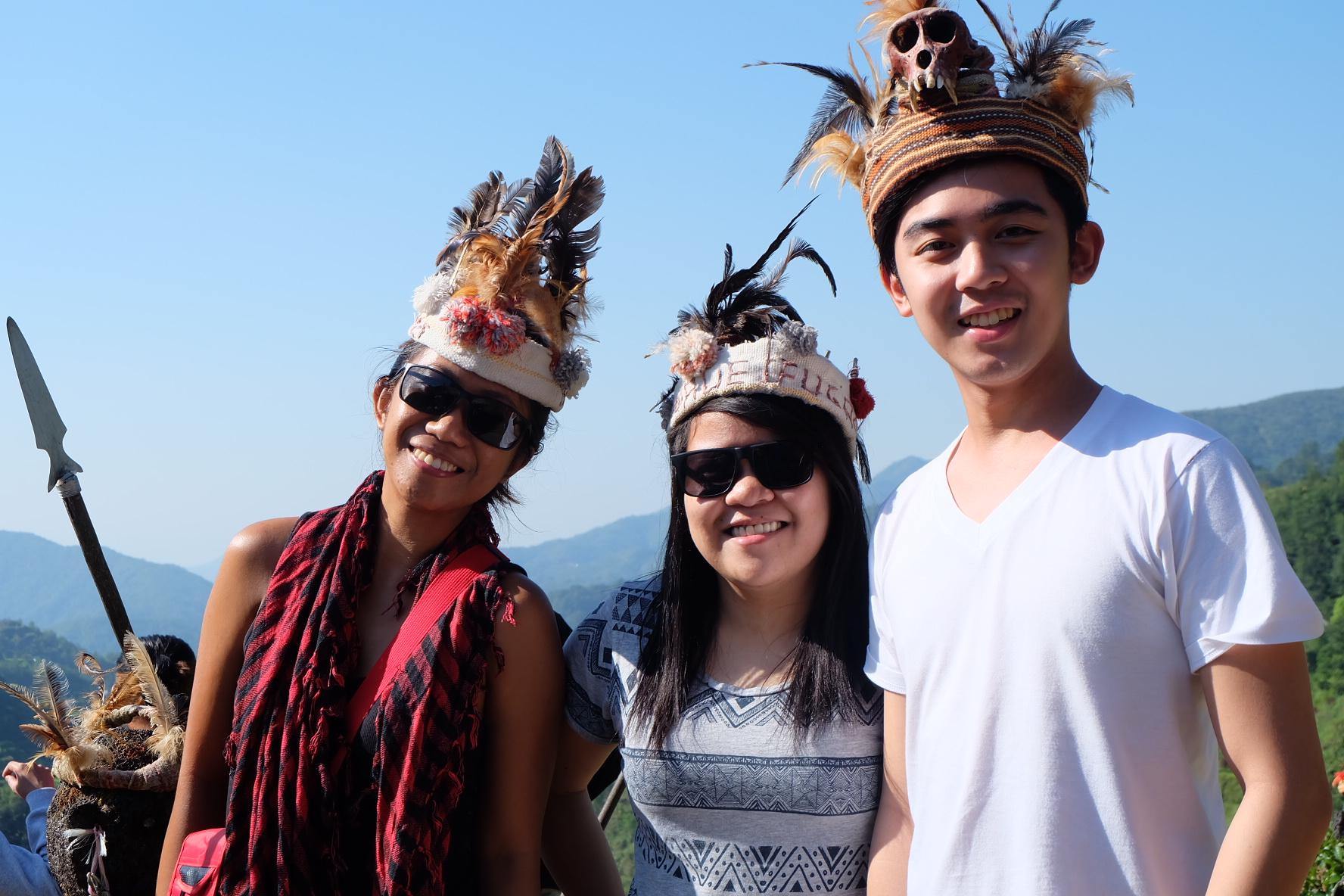 Arch. Nina, Pen and Gerard